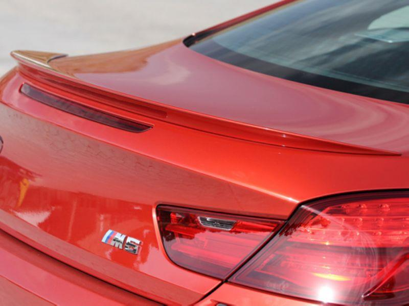 BMW 6 Series F12 / F13 `11 M Style Trunk Spoiler ABS