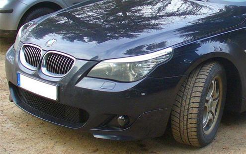 BMW E60 M-TECH (M-Sport) Full Set Body Kit PP Material [Taiwan made]
