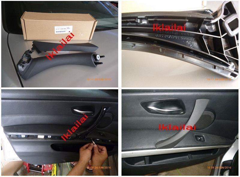 BMW E90 '05 Inner Door Handle