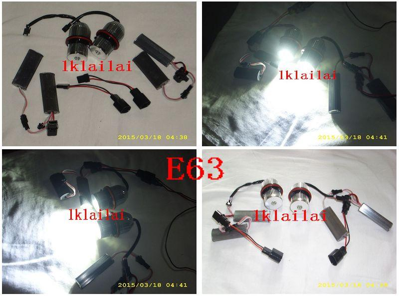 BMW LED Marker E39/E60/E61/E64/E65/E66/E87/E90/E53 Super White 8000K