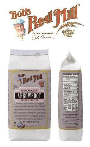 Bob's Red Mill, Arrowroot Starch, Gluten-Free (453 g)