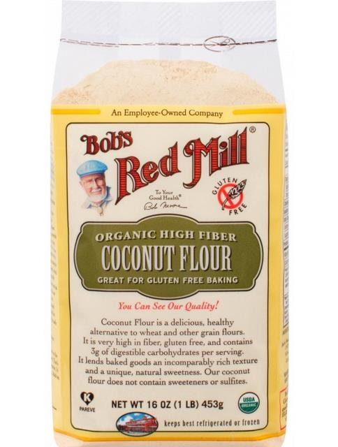 BOB'S RED MILL Gluten Free Organic Coconut Flour @ Harvess