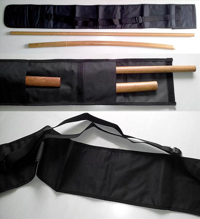 Bokken and Jo Training Weapon Carrier Bag