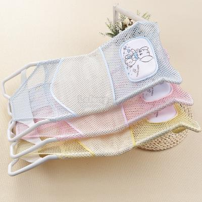 New Born Baby Shower bath Mesh Net Bag