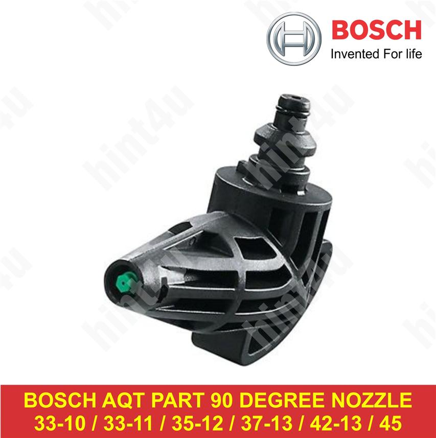 BOSCH AQT PART 90 DEGREE NOZZLE 33-10 / 33-11 / 35-12 / 37-13 / 42-13