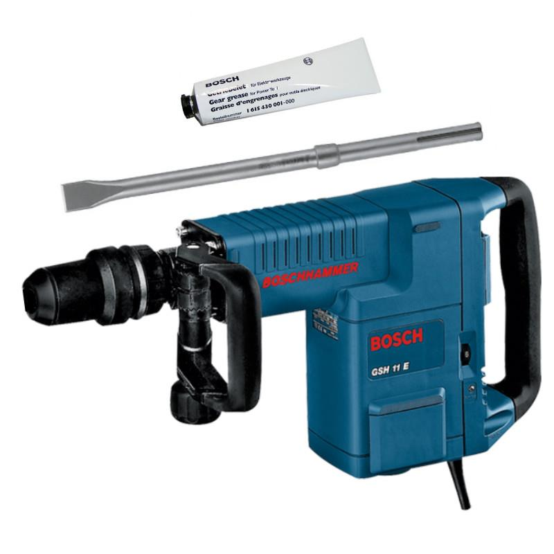 [NEW] Bosch GSH11E SDS Max Demolition Hammer (1 Year Warranty)