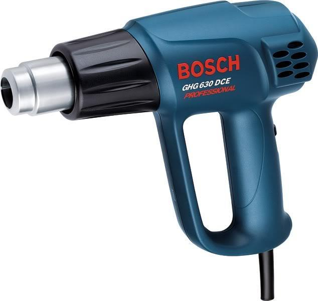 BOSCH Power Tools GHG 630 DCE Professional Heat Gun/ Hot Air Gun