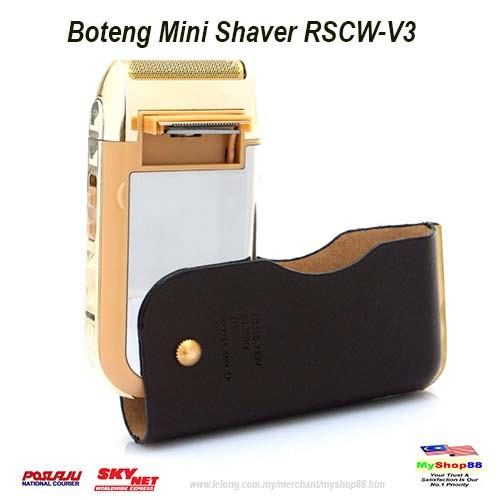 Boteng Rechargeable Shaver Trimmer RSCW-V3