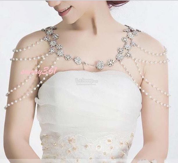 Bra Strap,Diamond Rhinestone,Halter Neck,Dinner Prom水钻