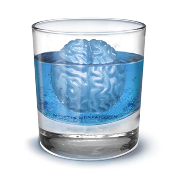 Brain Freeze Ice Mould