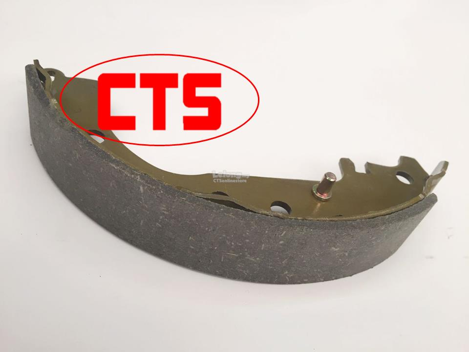 Brake Shoe Rear For Toyota Vios NCP42 & NCP93 [ 1 Set ]