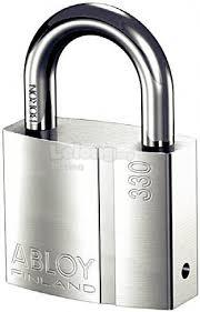 Brand New ABLOY High Security Padlock PL330