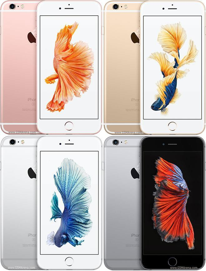 BRAND APPLE Apple iPhone 6S 6 S 16GB / 64GB / 128GB (SEALED)
