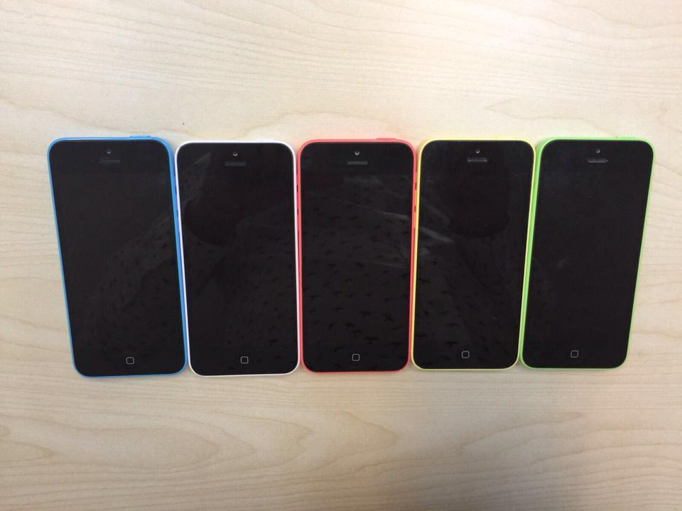 Brand Apple iPhone 5C 16GB / 32GB