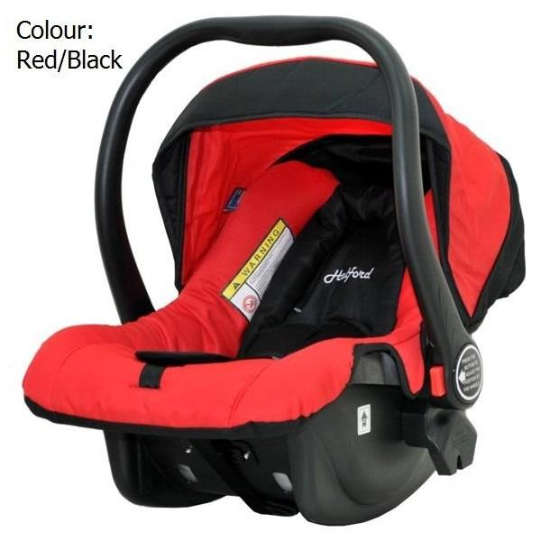 Brand New Halford ELITE Classic Infant Baby Carrier Car Seat
