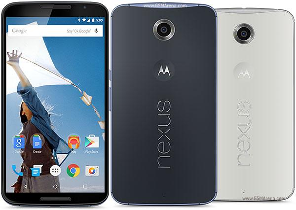 BRAND NEW MOTOROLA NEXUS 6 LTE 3G WIFI GPS FULL SET