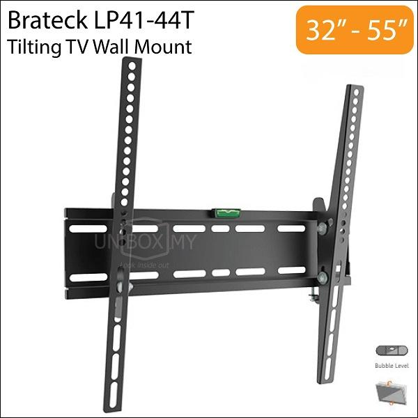 55 inch tv wall mount brateck lp41 44t 32 55 inch tilt tv end 2 24 2017 11 15 am 13155