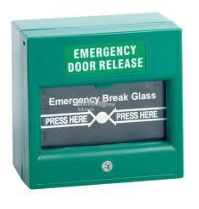 Break Glass (Green)