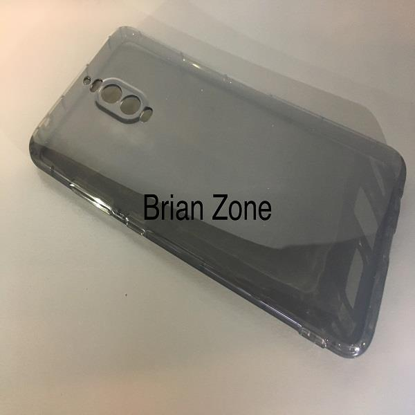 Brian Zone - Airpillow Back Case for Huawei Mate 9 Pro Black