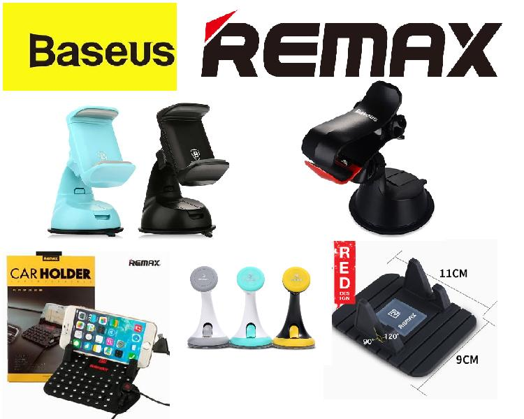 Brian Zone - Remax Baseus Car Mount Phone Holder