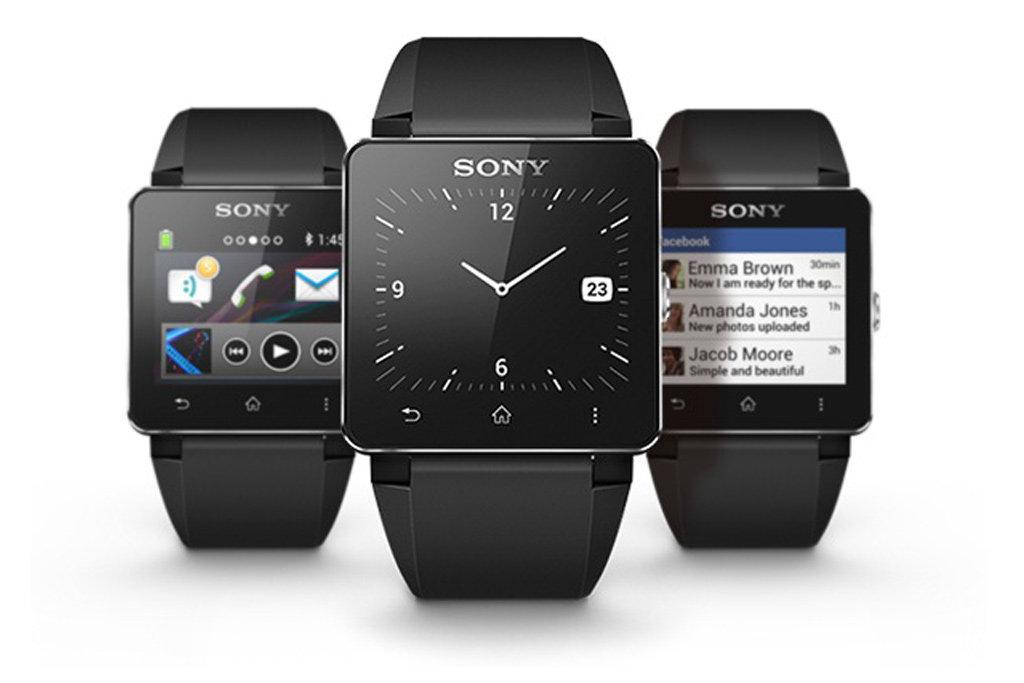 Brian Zone - Sony Smart Watch 2 SW2 Metal