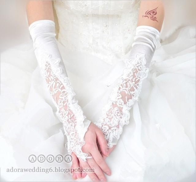 Bridal gloves long bgl 004w end 1 3 2018 6 15 pm for Wedding dress with long gloves