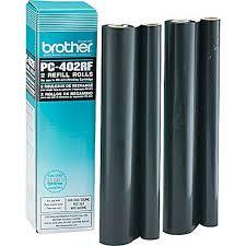 BROTHER 402R FAX INK FILM **2 ROLLS** COMPATIBLE