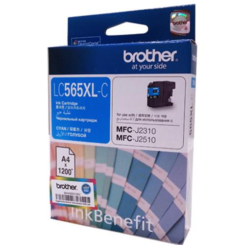 Brother Cyan Ink Cartridge, LC-565XL