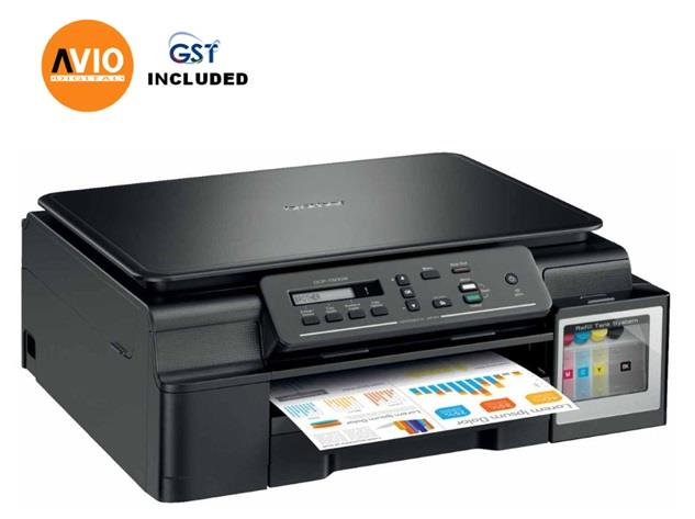 Brother DCP-T500W T500W 500 Printer Print Scan Copy Ink