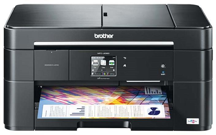 Brother MFC-J2320 Colour Wifi Multifunction Ink Benefit Printer