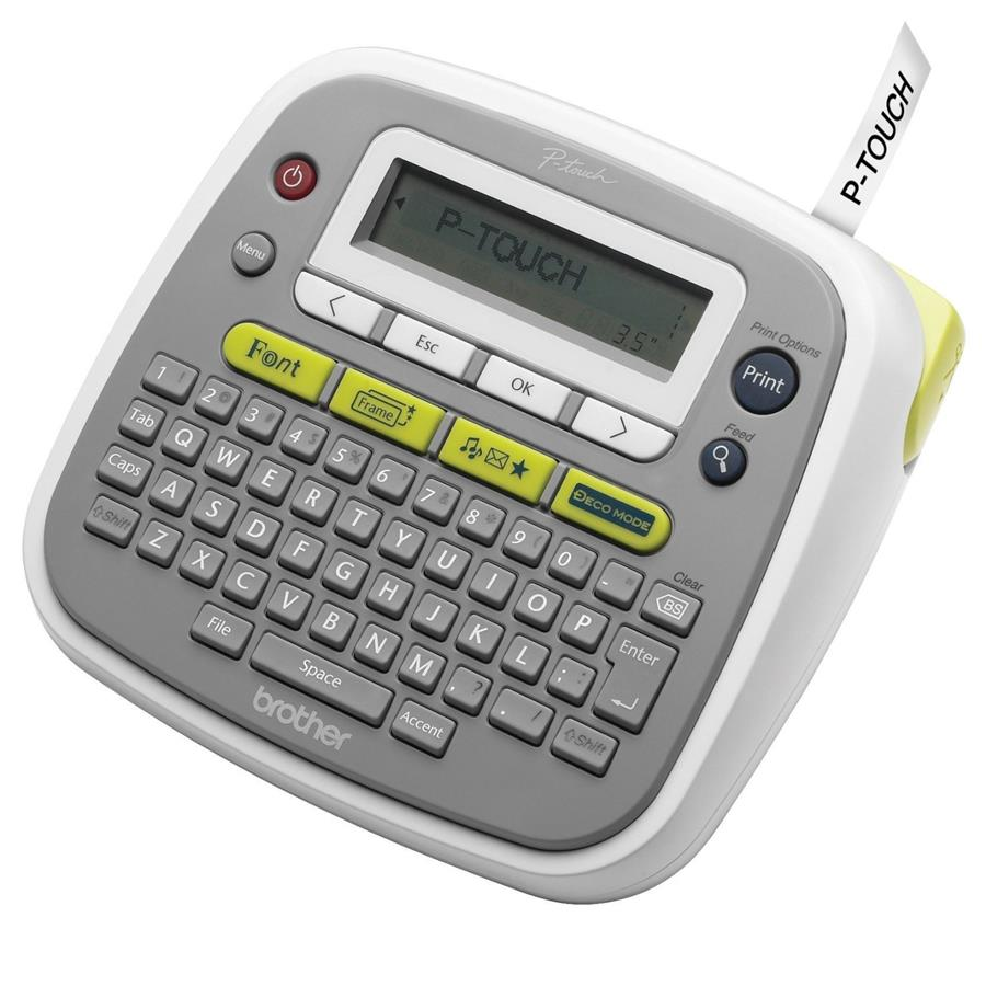Brother P-touch Label Maker Printer PT-D200 PTD200 PT200