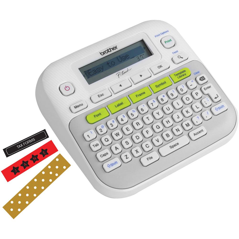 Brother P-touch Label Maker Printer PT-D210 D210
