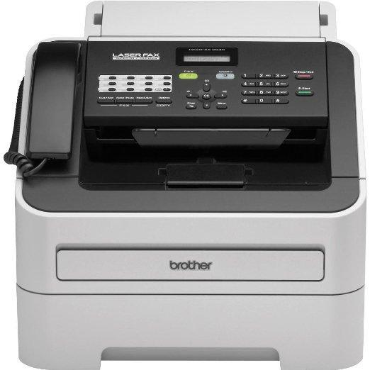 Brother Printer FAX 2840 3-in-1 High-Speed Laser Fax Machine