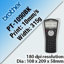 BROTHER PT-1090BK P - TOUCH