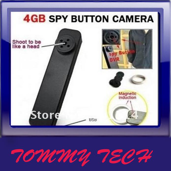 Built-in 4GB Button CAMERA MINI DVR+Video Resolution: 640*480+hidden c