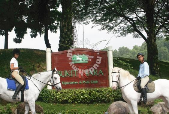 Bukit Kiara Equestrian & Country Resort Membership