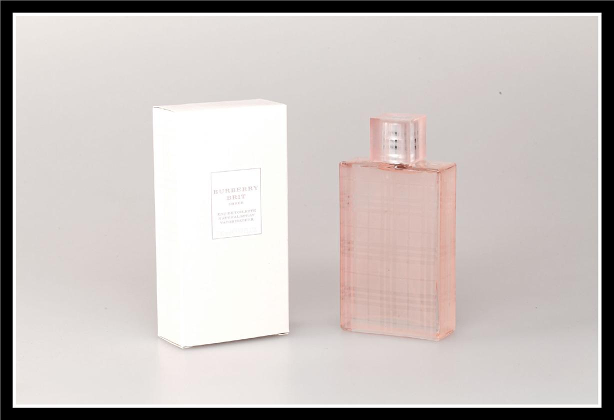 BURBERRY SHEER PINK EDT 100ML