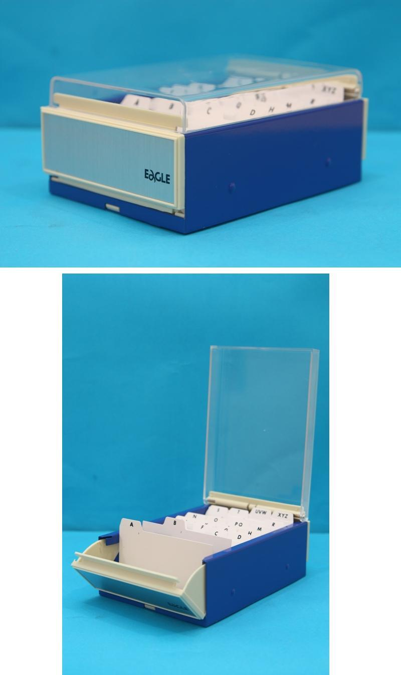 Business Card Box Name Card Box Case 600's