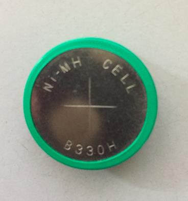 Button Cell 330mAh