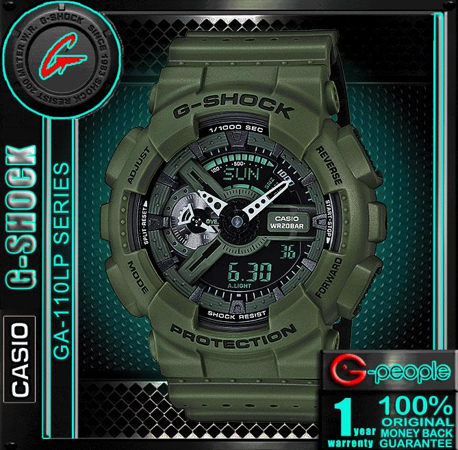 BEST BUY!!! CASIO G-SHOCK GA-110LP-3A WATCH ☑ORIGINAL☑