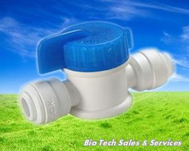 "BV1366 EZ Ball Valve  (In : 3/8"", Out : 3/8"") (Water filter,Vending)"