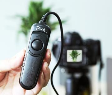 Cable Shutter Release Pixel RC201/UC1 for Olympus