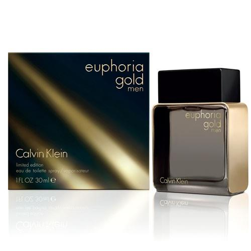 Calvin Klein Euphoria Gold For Men Eau De Toilette Spray 100ml