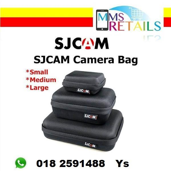 Cam Travel Bag Case (S/M/L) Suit for Gopro SJCAM Xiaoyi Action Camera