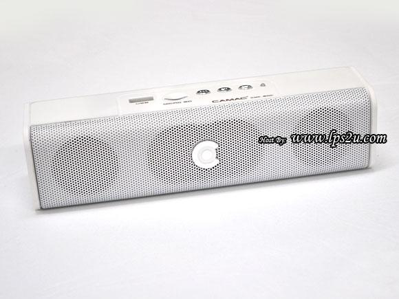 CAMAC Rechargeabl Portable Speaker(CMK-50C)-Support MicroSD/USB/PC