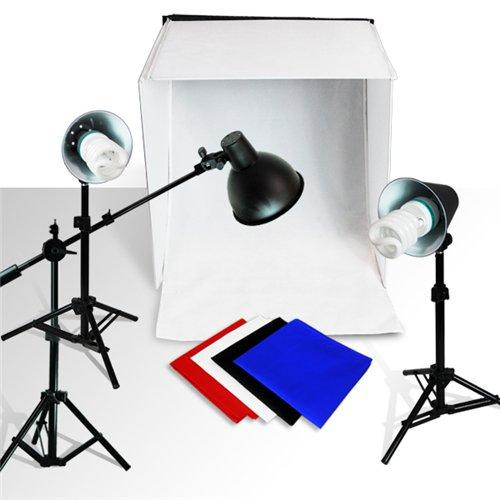 Camzilla Table Top Portable Photo Studio (40x40x40cm)