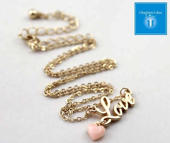 CANC0031-Love Forever Necklace