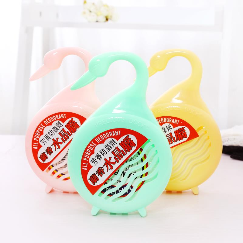 Candy Color Hanging Type Aromatic Deodorant