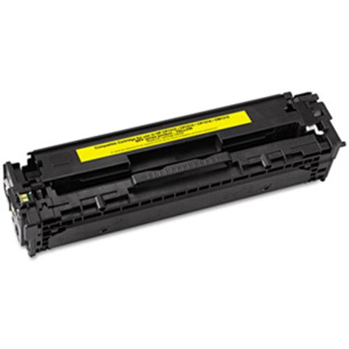 Canon 318 LBP7200 LBP-7680 Yellow Compatible Toner Cartridge
