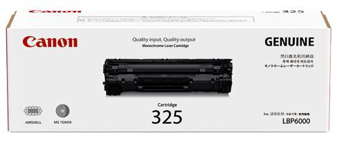 Canon 325 Black Laser Toner Cartridge